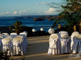 Playa Ocotal villa photo - Your dream wedding can come true at Villa Puesta del Sol!