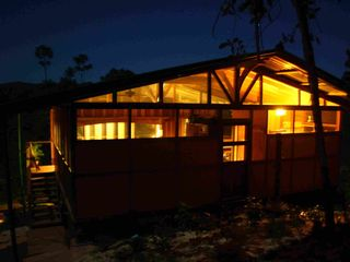 Drake Bay cottage photo - The cabina is nicely set in the jungle of the Osa Peninsula