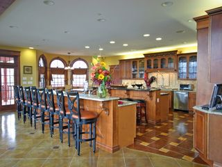 Chef's Dream Kitchen w 60' pro sink and range! - Newry house vacation rental photo