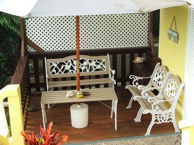 Tobago apartment rental - Studio Patio