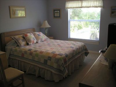 Master Queen Bedroom