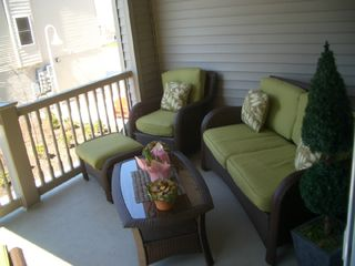 3 Balconies ... - Wildwood townhome vacation rental photo