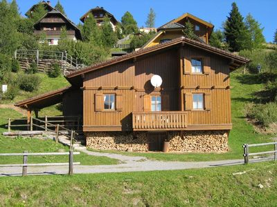 image for Very comfortable vacation home 1800m above sea level, sauna and open fireplace