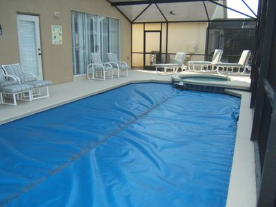 Glenbrook Resort villa rental - Pool and spa
