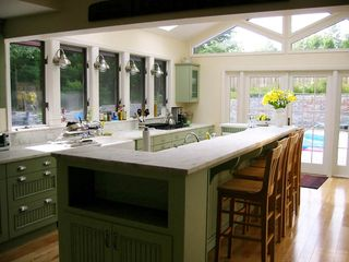 Tannersville farmhouse photo - The Kitchen.