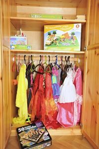 Dressing up costumes for kids