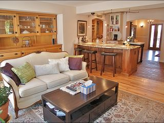 Steamboat Springs house photo - Living Room & Kitchen