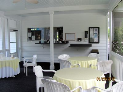 Murrells Inlet cottage rental - Pool snack bar