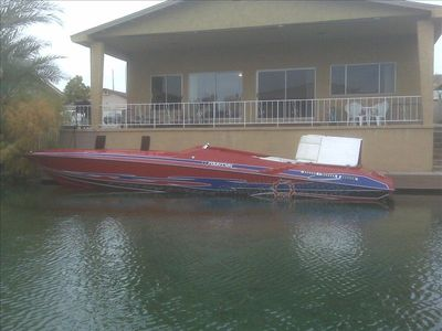 Waterfront in Gated Community, 50 Feet of Private Dock