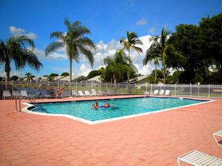 Naples house photo - Huge Heated pool Swim laps or mingle