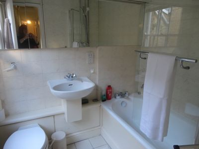 City of London townhome rental - En Suite