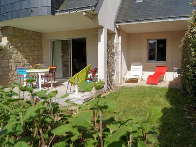 Seaside apartment carnac-plage