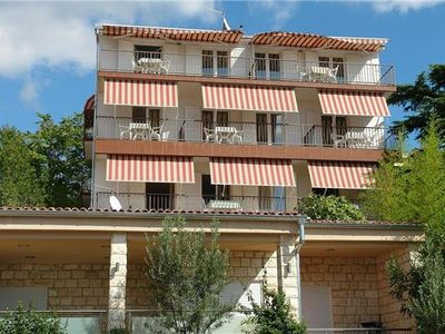 Apartment for 2 persons close to the beach in Crikvenica