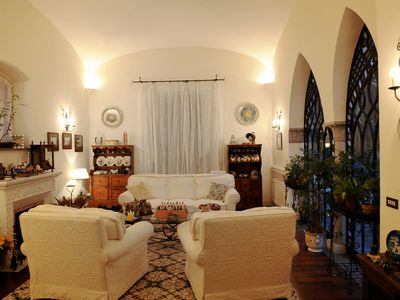 Villa near Beach within Walking Distance of Sorrento