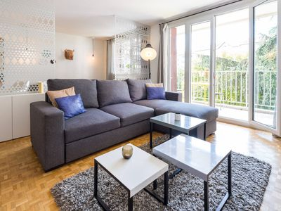 Holiday apartment, 80 square meters , Villeurbanne, France