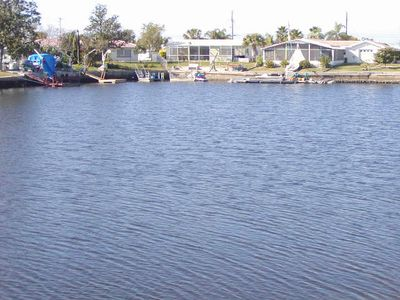 Gulf Harbors house rental