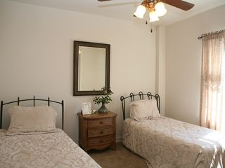 Vacation Homes in Marco Island house photo - Fourth Bedroom with Twin Beds