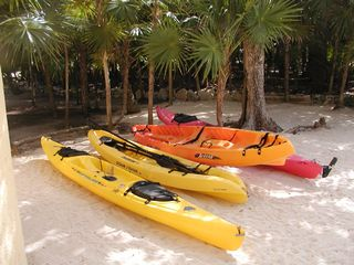 Tankah villa photo - Our Ocean Kayak fleet