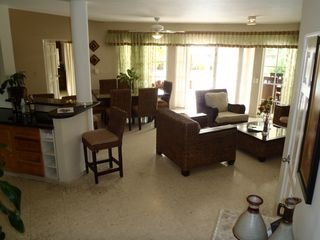 Puerto Plata villa photo - View From Entry