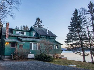 Rare lakeside location just feet away from the lake!