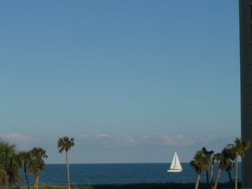 Hutchinson Island apartment rental - Ocean View from all rooms