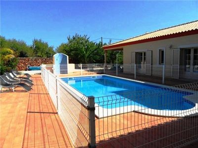 Cottage for 10 people with pool in Albufeira