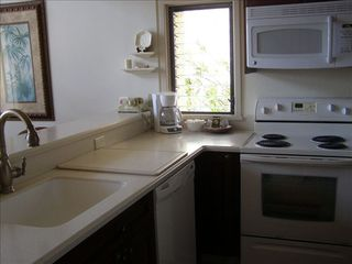 Napili condo photo - A well equipped and convenient kitchen