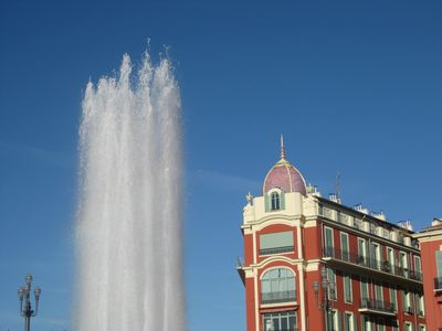 Fountain, Old Town