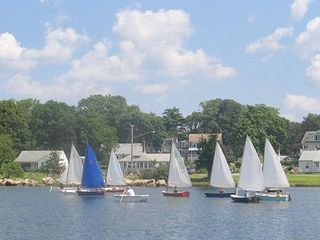 Groton house photo - Sailing lessons in the Upper Lagoon