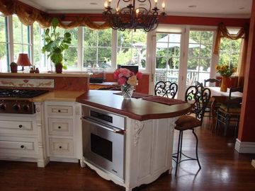 Kitchen/Sunroom