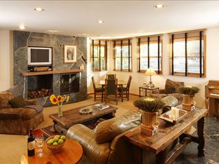 Aspen house photo - Beautiful indoor living spaces