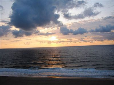 Incredible Oceanfront Views-On The Beach-Steps To  Surf! Inviting 2BR/2BA Condo