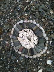 Portsmouth cottage photo - Beach Art