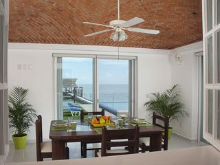 Cancun house photo - .Breakfast room