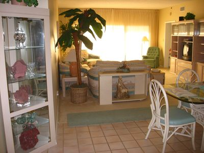 Indian Shores condo rental - First impression upon entering