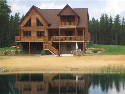 Vacation rentals by owner new lisbon wisconsin for Vrbo wisconsin cabins