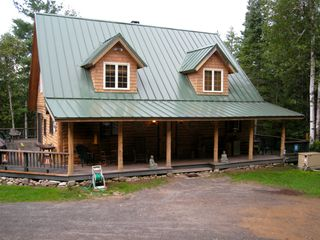 Lake Placid cabin photo - Cascade Log Cabin