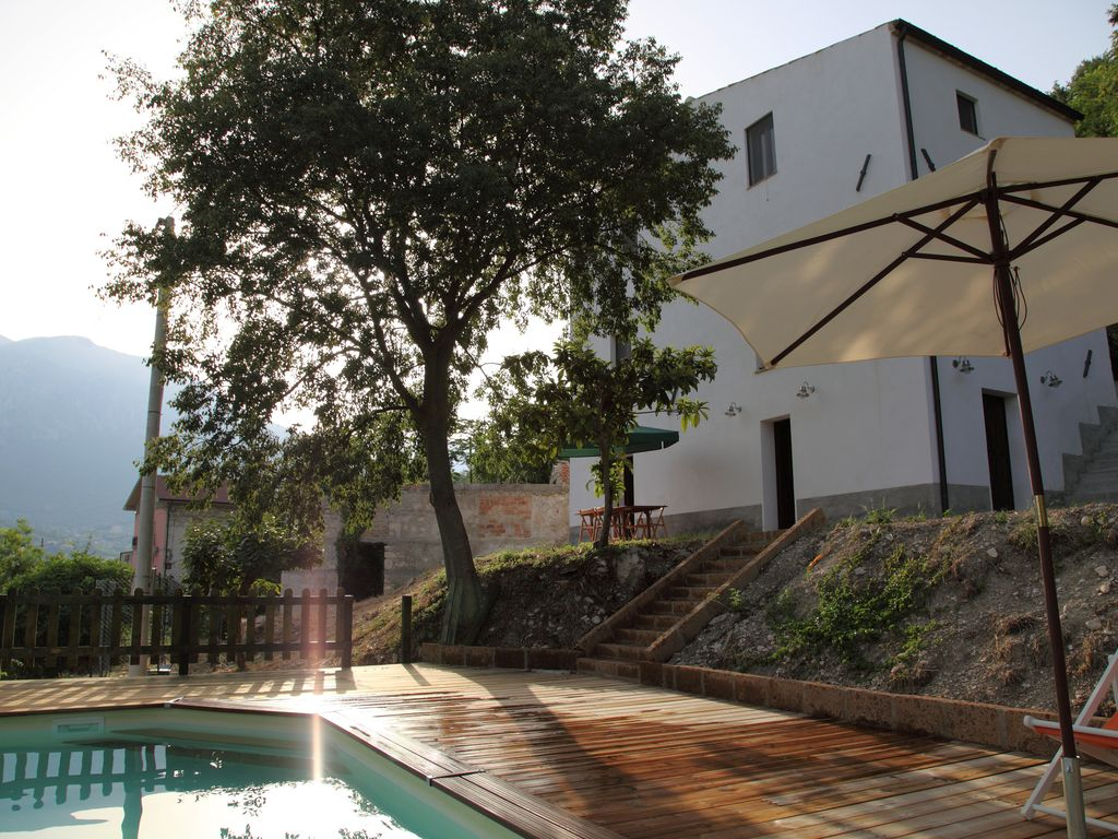 Family villa in stunning rural countryside with mountain views lovely pool 5 br vacation house - Vacation houses in the countryside ...