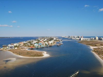 View from your Living Room!  See Ono Island & the Beaches of the Gulf of Mexico!