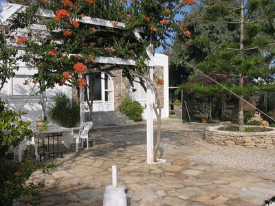 Antiparos house rental