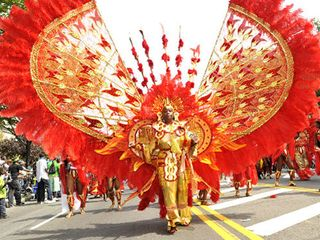 Brooklyn townhome photo - The West Indian Day Parade is 10 minutes away...
