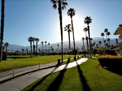 No better view in all of Palm Springs!