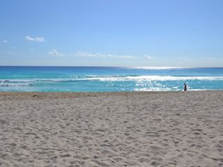 Cancun villa photo - The amazing beach you have