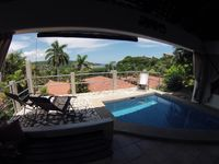 DJ's Getaway@CR, Ocean View@Villas Sol resort, 3 BR-2 bath, sleeps 8, free Wifi!