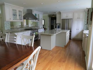 Hampton Bays house photo - kitchen, dining room.