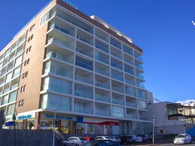 Apt. Furnished for Season and Carnival in front of Praia da Barra