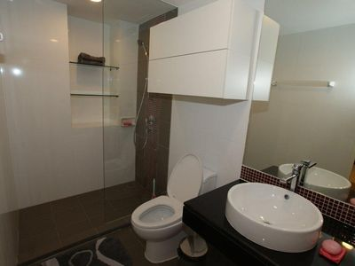 Bangkok condo rental - Bathroom