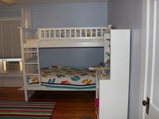 Cape Charles house photo - 4th bedroom with 2 sets of bunk beds with an assortment of toys for the kids!!!!