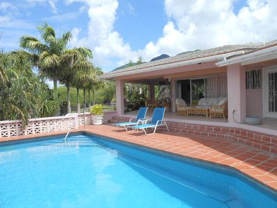 Family-friendly, Private Vacation Villa With Pool And Panoramic Ocean View