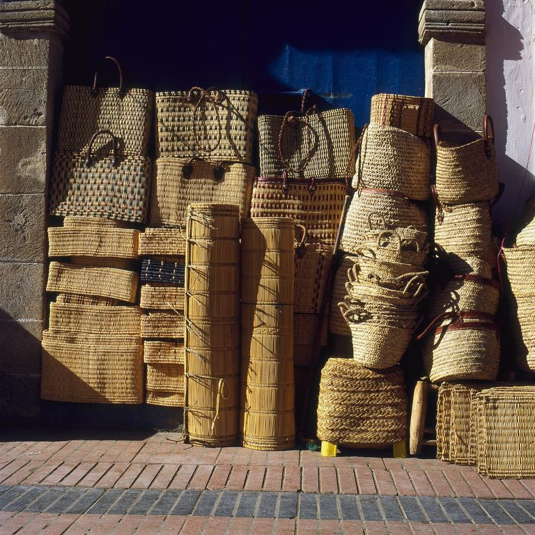 Essaouira Baskets